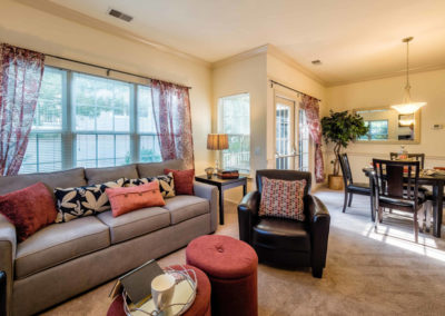Saucon View - Living Room